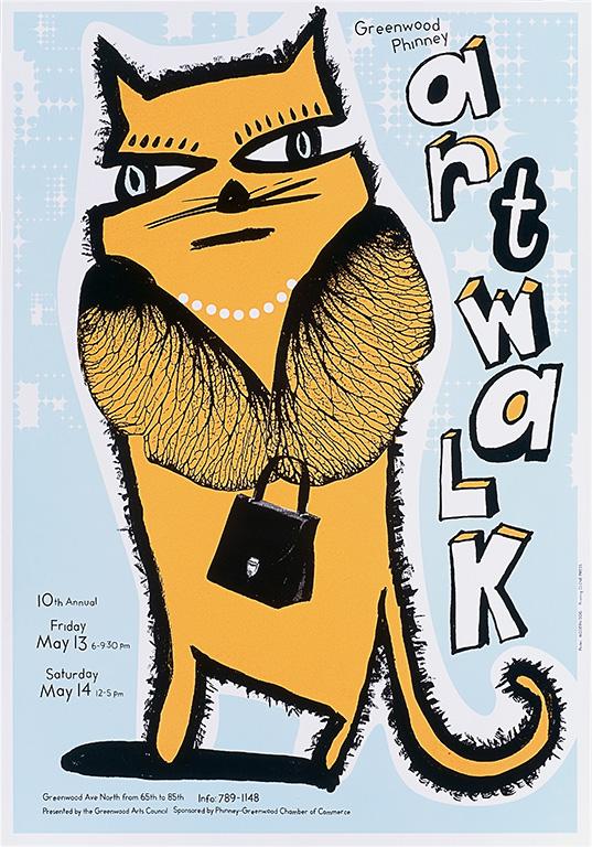 Greenwood-Phinney Artwalk '05