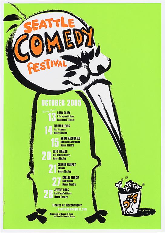 Seattle Comedy Festival