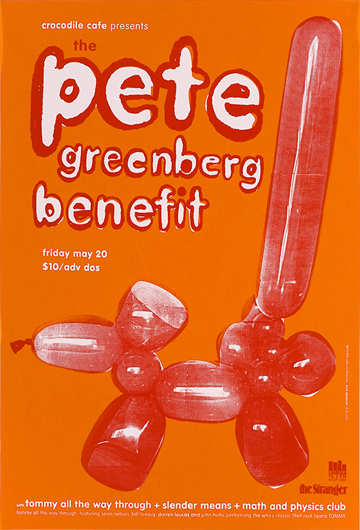 Pete Greenberg Benefit