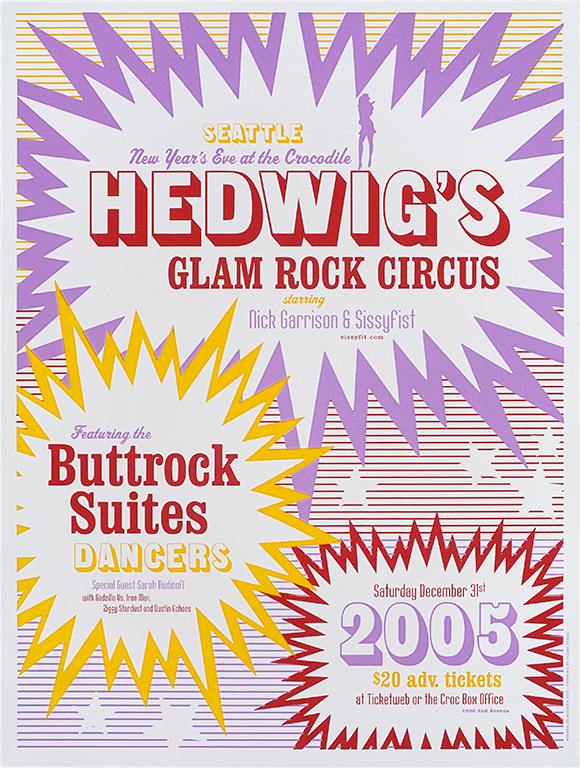 Hedwig's Glam Rock Circus