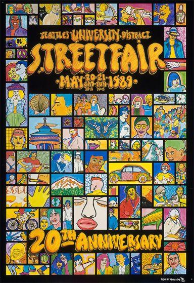 University Street Fair