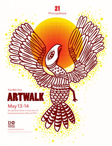 2016 Phinneywood ArtWalk