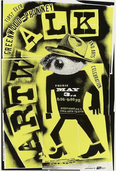 Greenwood-Phinney Artwalk '96