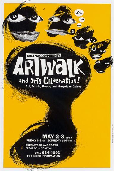 Greenwood-Phinney Artwalk '97