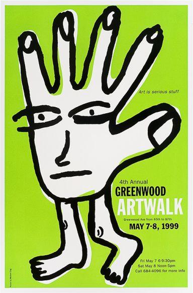 Greenwood Artwalk '99