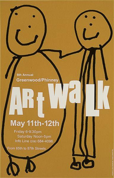 Greenwood-Phinney Artwalk '01