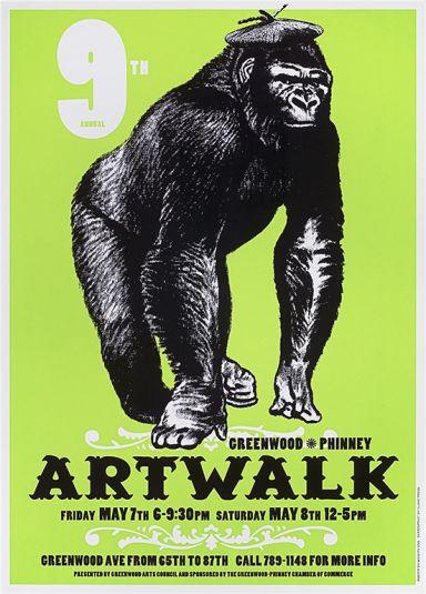 Greenwood-Phinney Artwalk '04