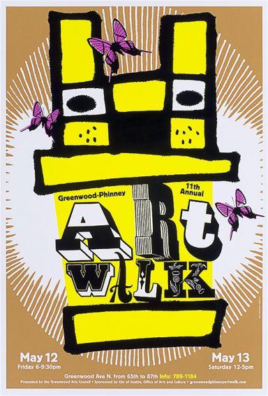 Greenwood-Phinney Artwalk '06