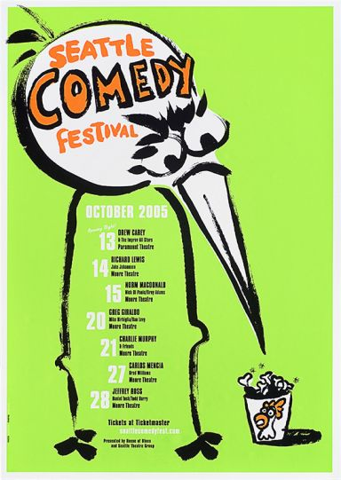 Seattle Comedy Festival