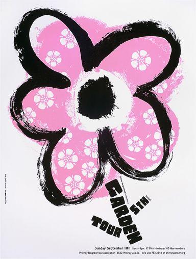 5th Annual Garden Tour – Pink