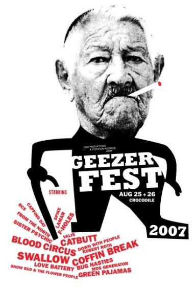 Geezer Fest 2007