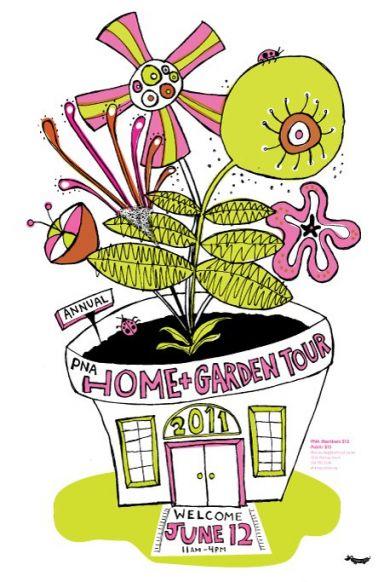 Phinney Neighborhood Home and garden Tour 2011