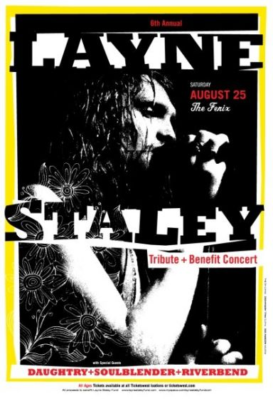 8th Annual Layne Staley Benefit