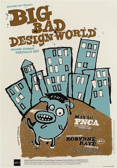 Big Bad Design World