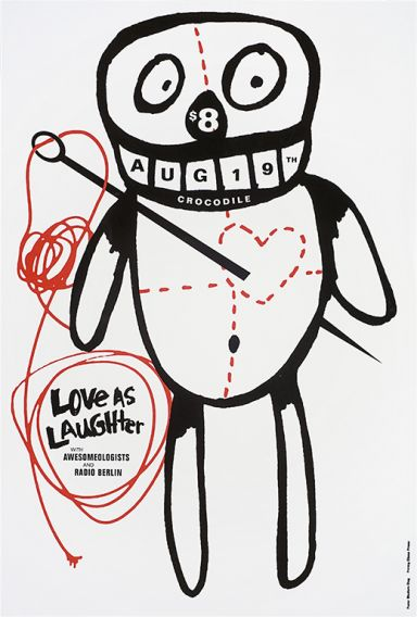 Love as Laughter