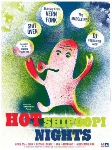 Hot Shipoopi Nights